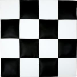 Mat - schaakbord 1 x 1 m