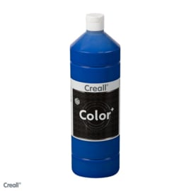 Creall-color schoolverf 1000cc donkerblauw