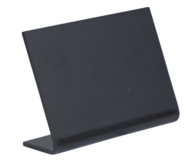 5 stuks Krijtbord Securit A8 L-bord horizontaal
