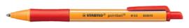 Balpen STABILO Pointball 6030/40 rood