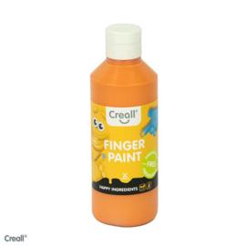 250ml Creall-fingerpaint oranje