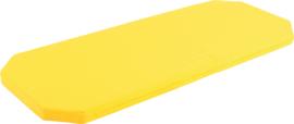 Matras voor bed 501002 - geel