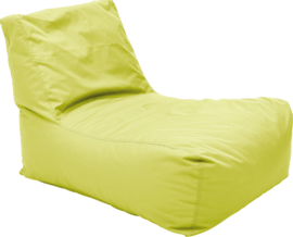 Poef, groen
