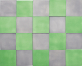 Geluiddempende vierkanten set 1