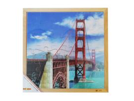 Puzzel USA golden gate bridge