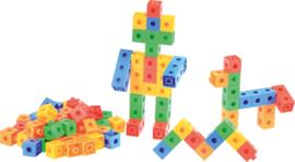 Bouwblokken - kubussen