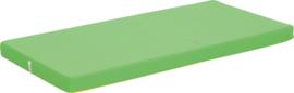 Baby mat 120x60x7cm - groen