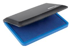 Stempelkussen Colop micro 2 110x70mm blauw