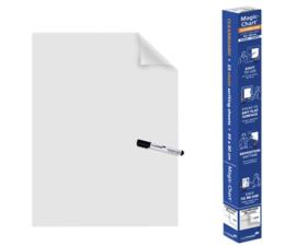 Magic-Chart Legamaster Whiteboard 60x80cm transparant 25 vel