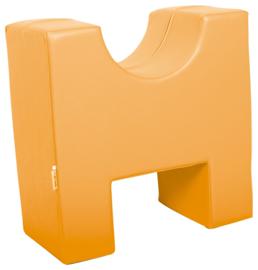 Foam basis element  60x60x30cm - Oranje