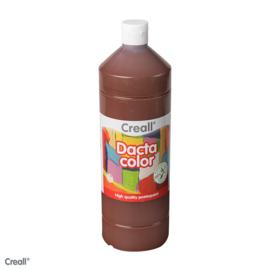 Creall-dacta color 1000cc donkerbruin