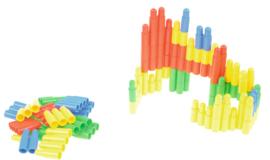 Bouwblokken - constructie buisjes