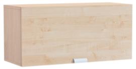 Gesloten plank
