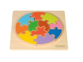 Ronde puzzel
