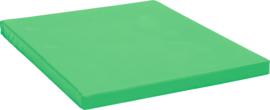 Anti-slip mat afm. 159 x 159 x 8 cm groen