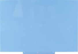 Magnetisch bord zonder frame,  blauw