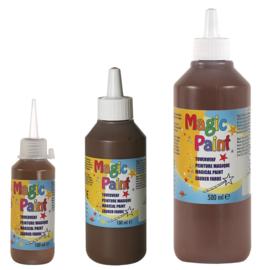 Biocolor magic paint 500 cc - Bruin