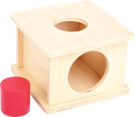 Box - een grote roller
