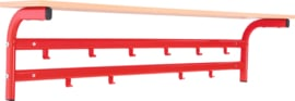 Garderobe hanger - rood