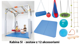 SI Cabine - uitgebreide set