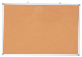 Prikbord in aluminium frame 60 x 90 cm