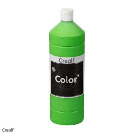 Creall-color schoolverf 1000cc licht groen