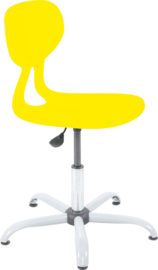 Livia stoel, draaibaar, met verstelbare hoogte, 6 kleuren