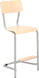 Suus stoel met verstelbare voetensteun