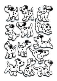 Etiket Herma dalmatiërs foam