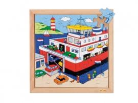 Puzzel ferry 36 dlg.