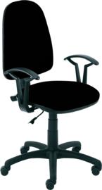 Bureaustoel ACORD zwart/ zwart