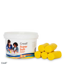 1750gr Creall-supersoft geel