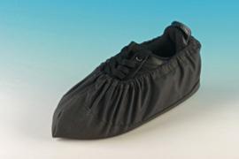 Schoenhoezen CATS zwart maat 45 + per paar.