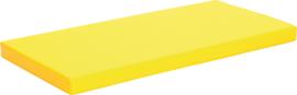 Mat 120x60x7cm - geel
