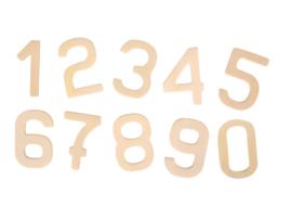 Houten cijfers