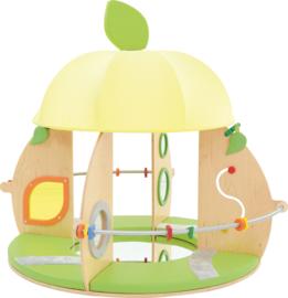 Kabouterhuis - De appel