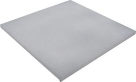 Geluiddempend vierkant - marengo, 20 mm