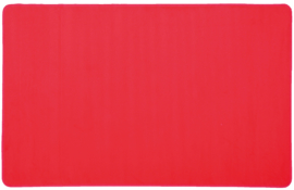 Bouw en speelmat rood (200x300cm)