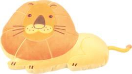 Kussen plat - Leeuw 40cm