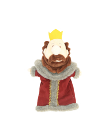 Handpop - koning