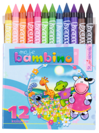 Crayons Bambino - 12 stuks