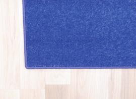 Eenkleurig tapijt - blauw 3 x 4 m