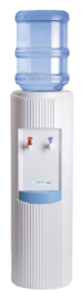 Waterdispenser O-water warm en koud wit