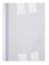 Thermische omslag GBC A4 1.5mm linnen wit 100stuks
