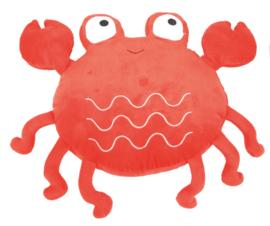 Kussen FLAT - krab