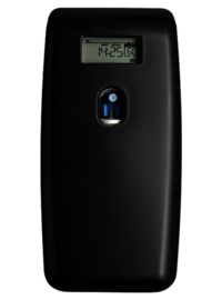 Dispenser Euro Quartz luchtverfrisser aerosol zwart