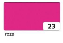 Engels karton  2 zijdig 50x70cm 300gr nr23 roze