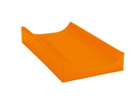 Aankleedkussen met hoge opstaande rand - Oranje