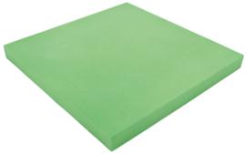 Geluiddempend vierkant - mos, 50 mm
