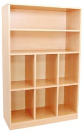 Niveau verhoger voor de boekenkast